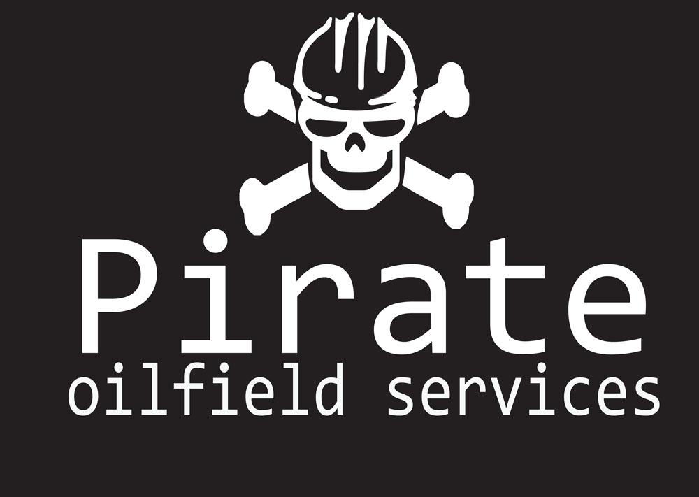Pirate Oilfield Flag
