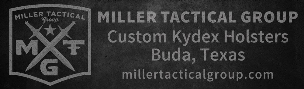 miller tactical group banner