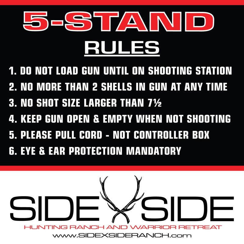 sidexside-rules