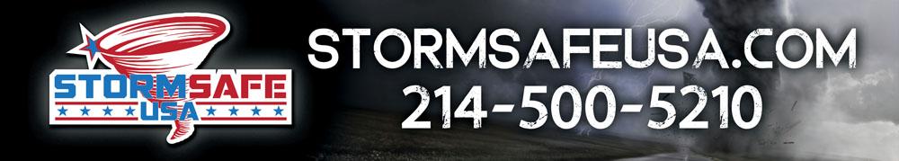 storm safe banner